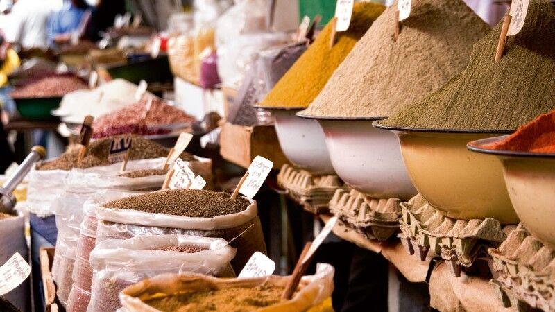 Gewürzmarkt in Kutaissi © Diamir