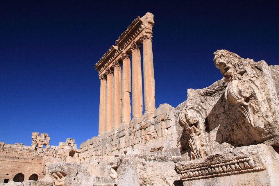 Tempel von Baalbek