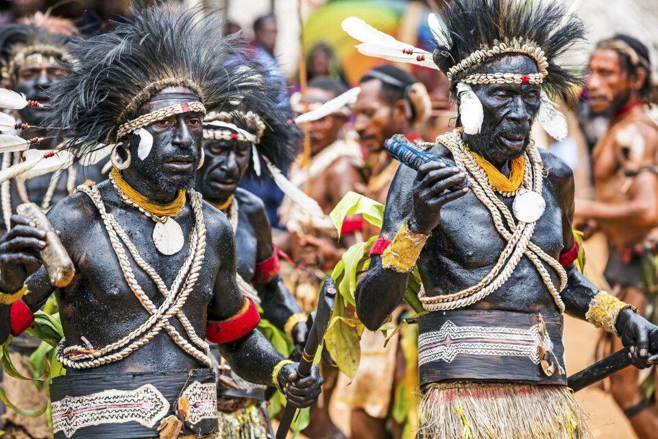 Eindrücke vom Kutubu-Festival