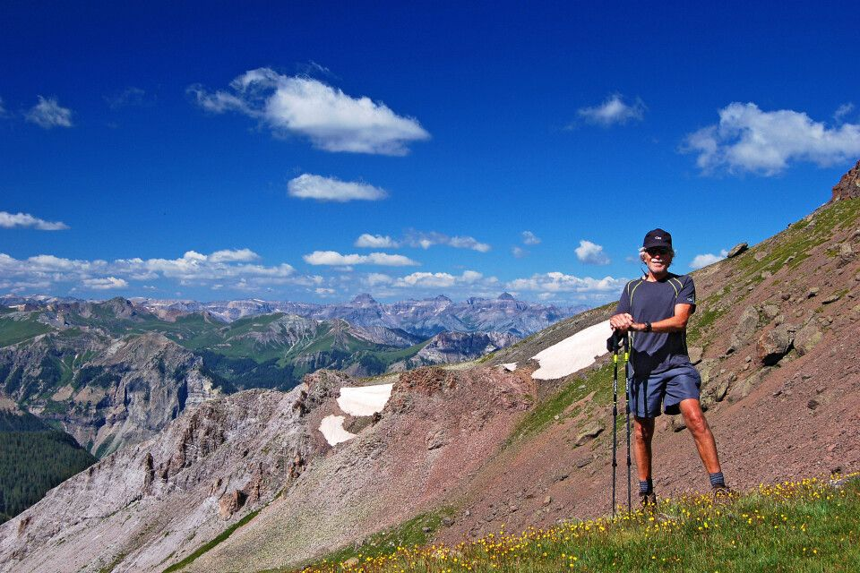 Wanderer, San Juan Mountains, Colorado