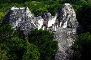 Mystische Mayastätte Calakmul