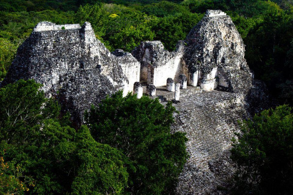 Mystische Maya-Stätte Calakmul