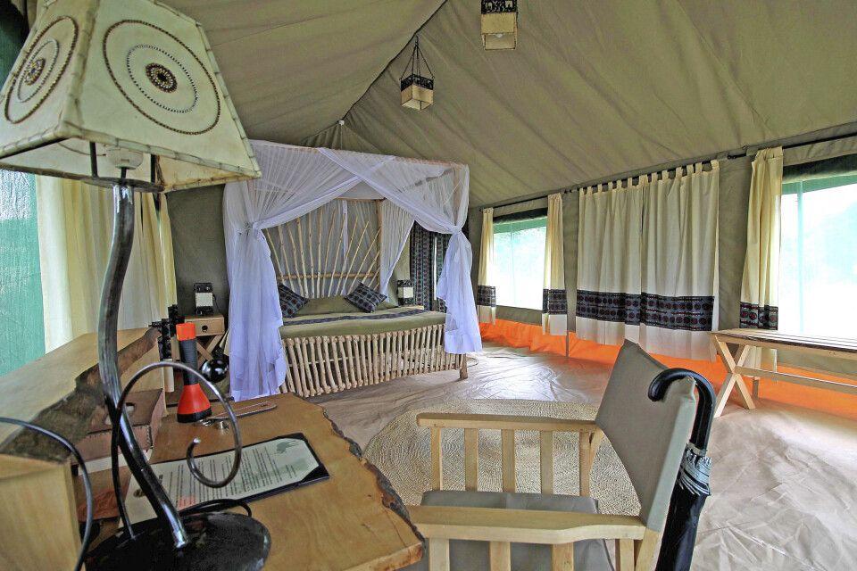 Hauszelt im Tarangire View Camp