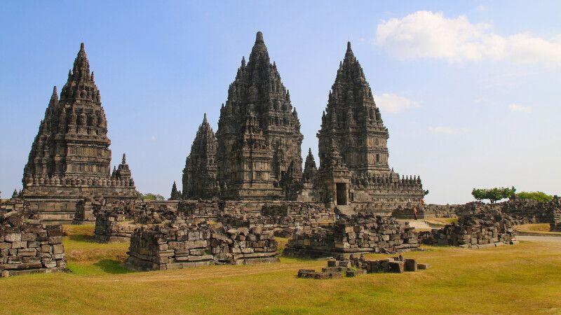 Tempel von Prambanan © Diamir