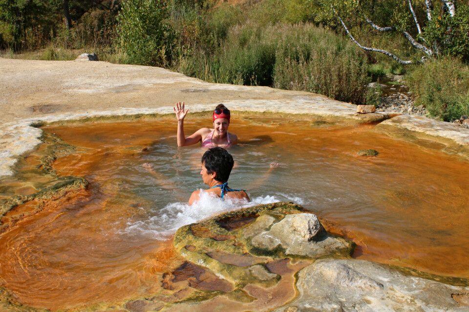 Warme Quelle von Jermuk