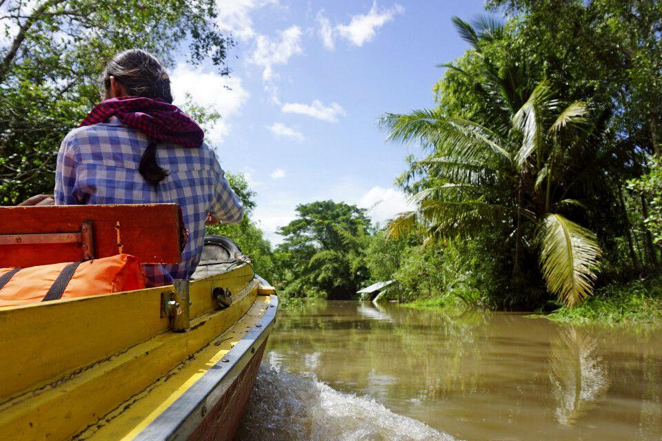 Auf Entdeckungstour im Mekongdelta