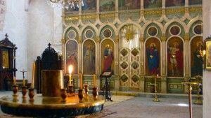 Georgische orthodoxe Apostelkirche