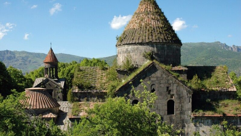 Kloster Sanahin © Diamir