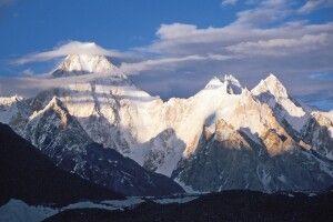 Blick auf den Gasherbrum.