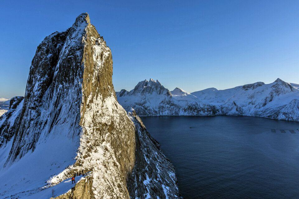 Blick in den Fjordgard