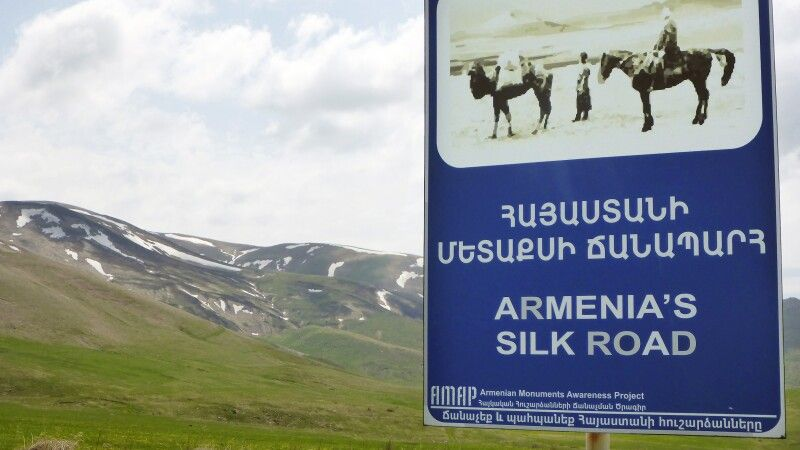 Armenien – Unterwegs auf der alten Route der Seidenstraße © Diamir
