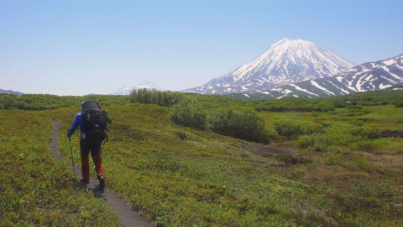 Trekking zum Awatschinskij-Pass © Diamir