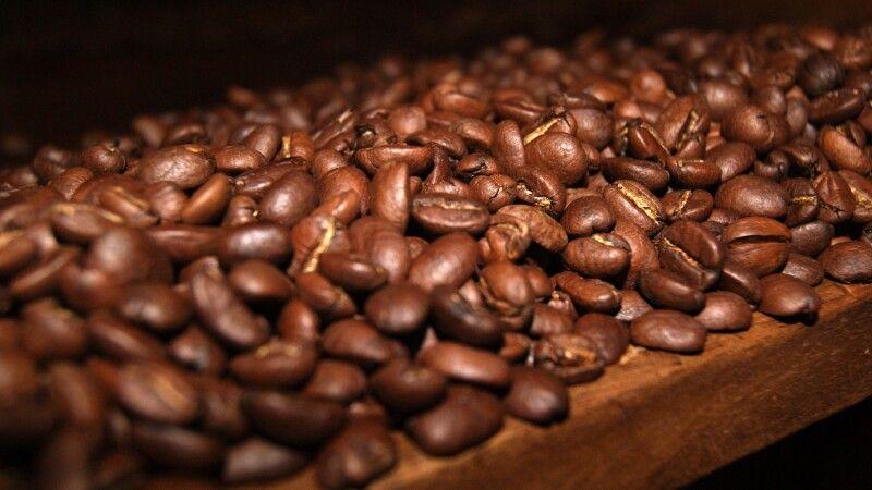 Kaffeebohnen © Diamir
