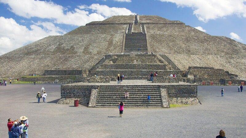 Teotihuacan, Mexiko © Diamir