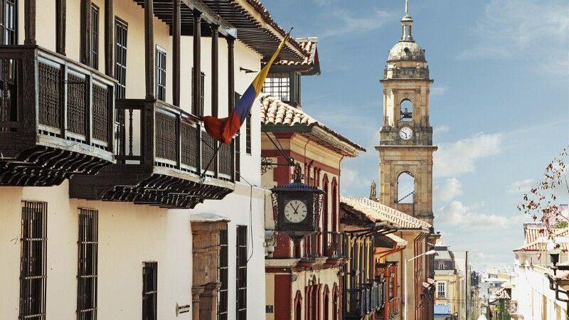 Bogota © Diamir