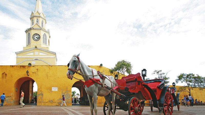 Cartagena entdecken © Diamir